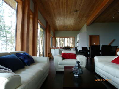 savary island rental